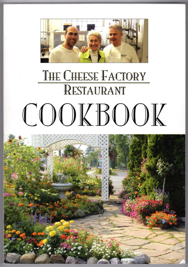 Image 0 of The Cheese Factory Restaurant Cookbook: From The Chefs of the Cheese Factory Res
