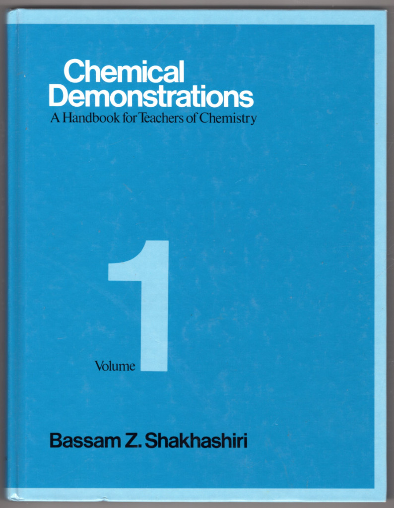 Image 0 of Chemical Demonstrations : A Handbook for Teachers of Chemistry Vol 1 (Volume 1)