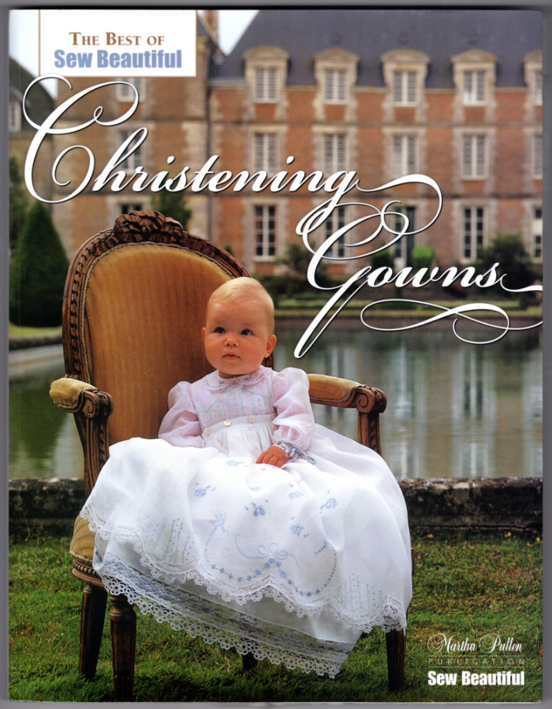 Image 0 of Christening Gowns (The Best of Sew Beautiful)