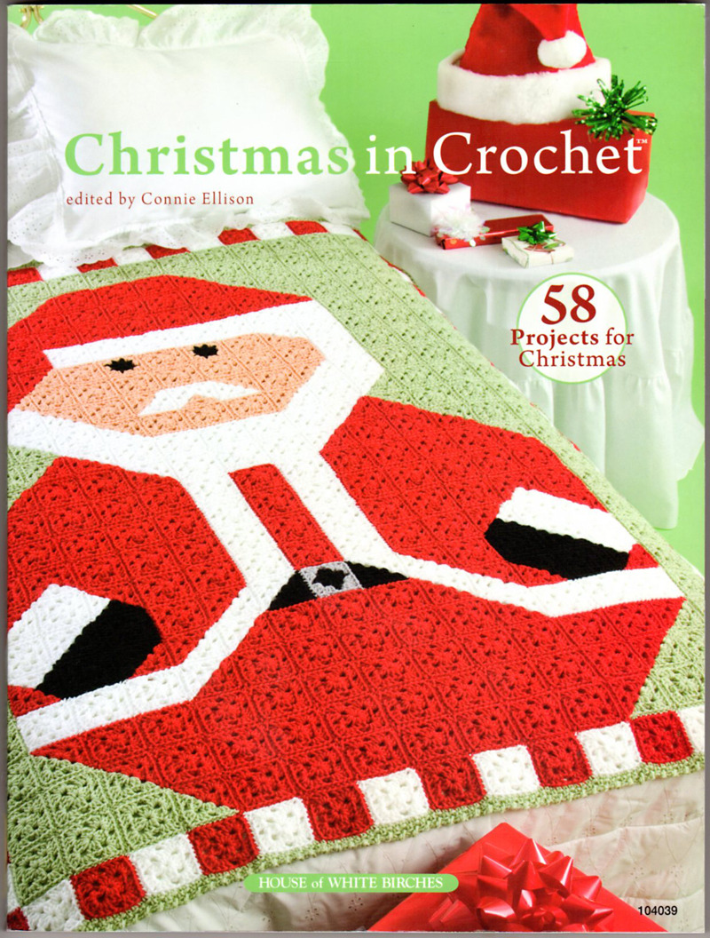 Image 0 of Christmas in Crochet