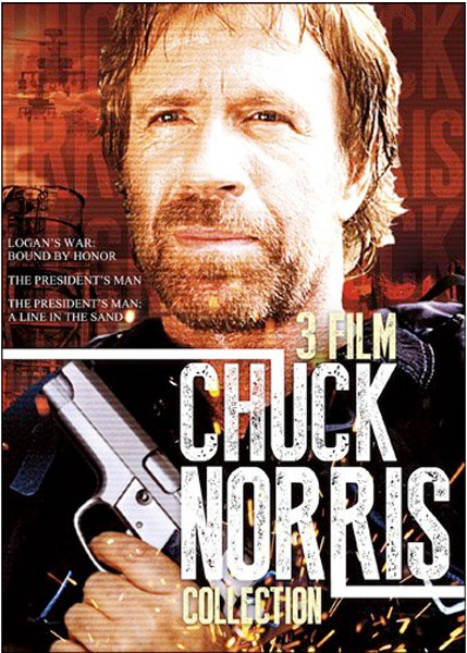Image 0 of Chuck Norris: Three Film Collection (The President's Man / The President's Man 2