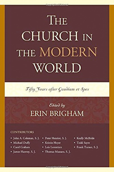 Image 0 of The Church in the Modern World: Fifty Years after Gaudium et Spes