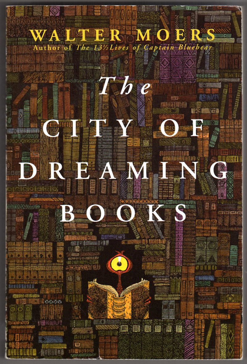 Image 0 of The City of Dreaming Books
