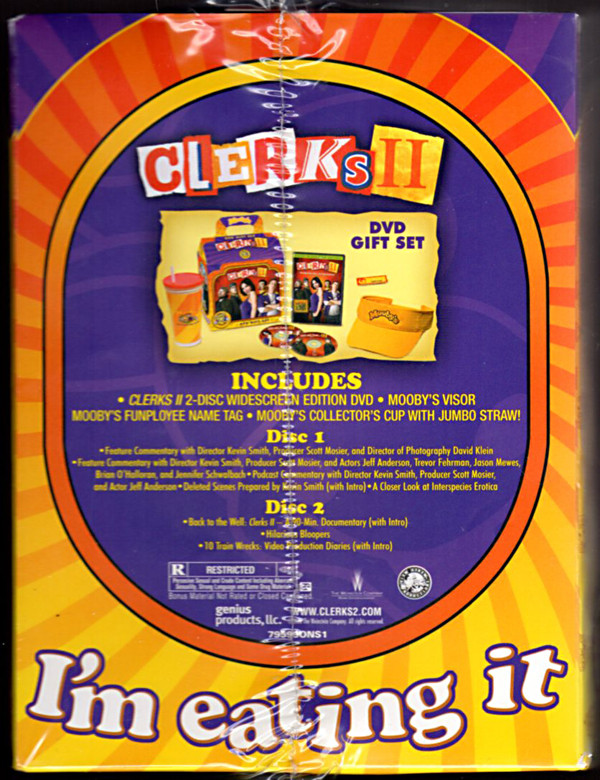 Image 1 of Clerks 2 (Gift Set)