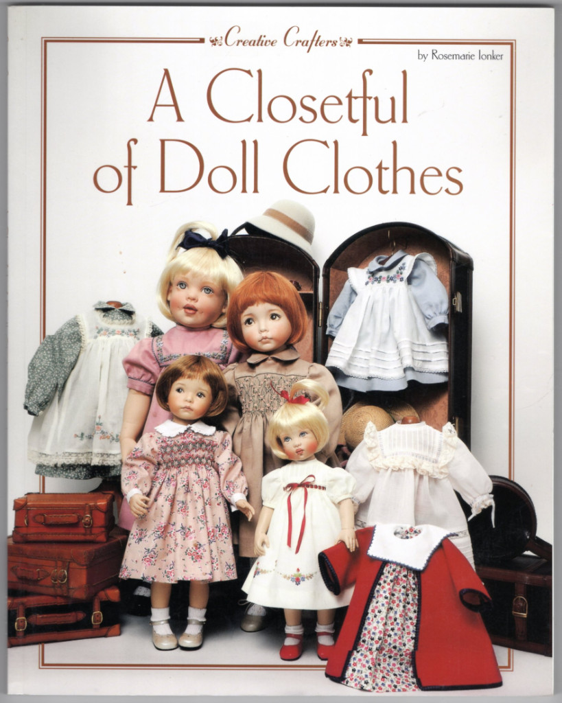 Image 0 of A Closetful of Doll Clothes: For 11 1/2 Inch, 14-Inch, 18-Inch and 20-Inch Dolls