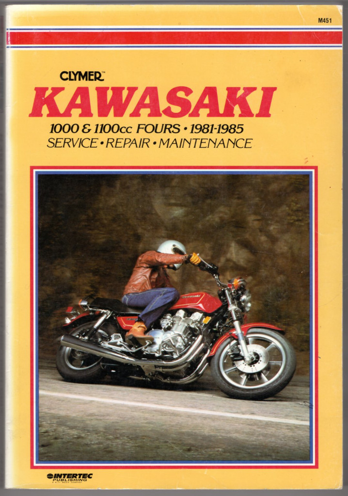 Image 0 of Kawasaki 1000 and 1100cc Fours, 1981-1985: Service, Repair, Performance