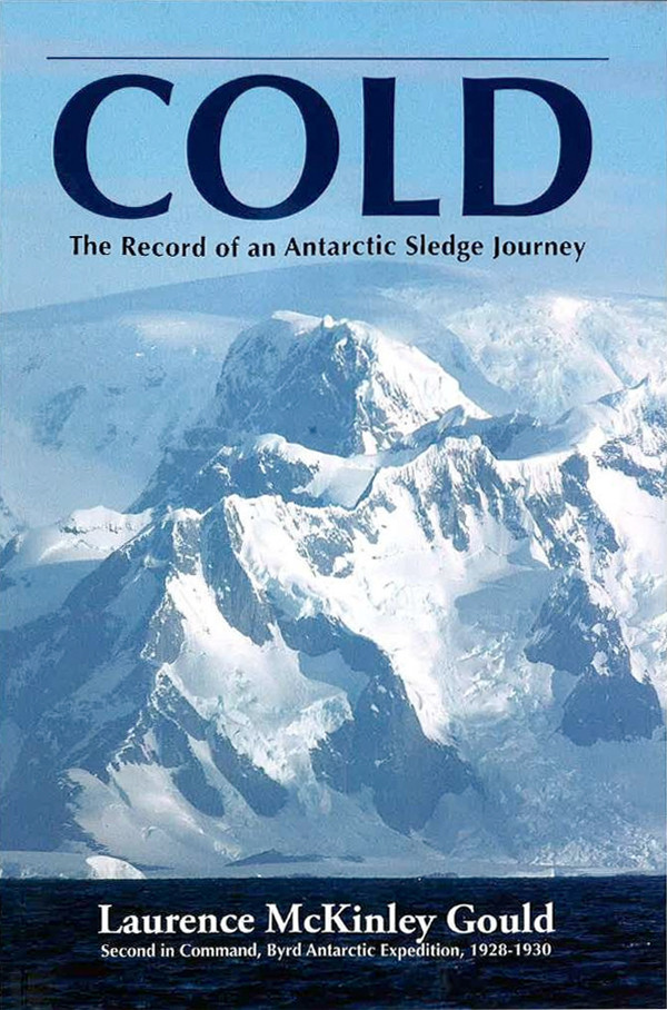 Image 0 of Cold: The Record of an Antarctic Sledge Journey