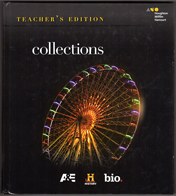 Image 0 of Houghton Mifflin Harcourt Collections: Teacher Edition Grade 06 2015