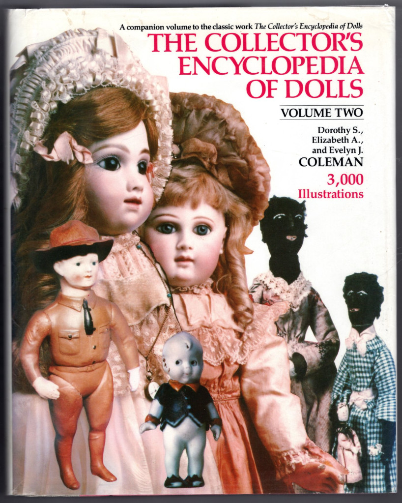 Image 0 of The Collector's Encyclopedia of Dolls, Vol. 2