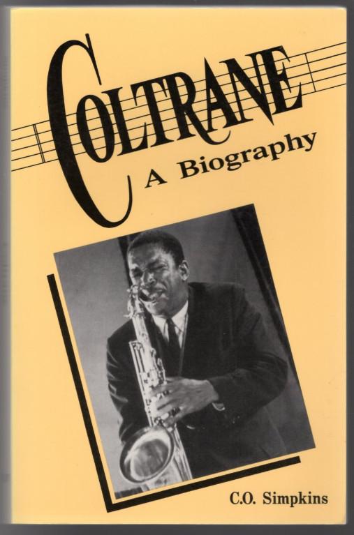 Image 0 of Coltrane: A Biography