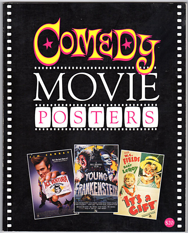 Image 0 of Comedy Movie Posters (Illustrated History of Movies Through Posters)