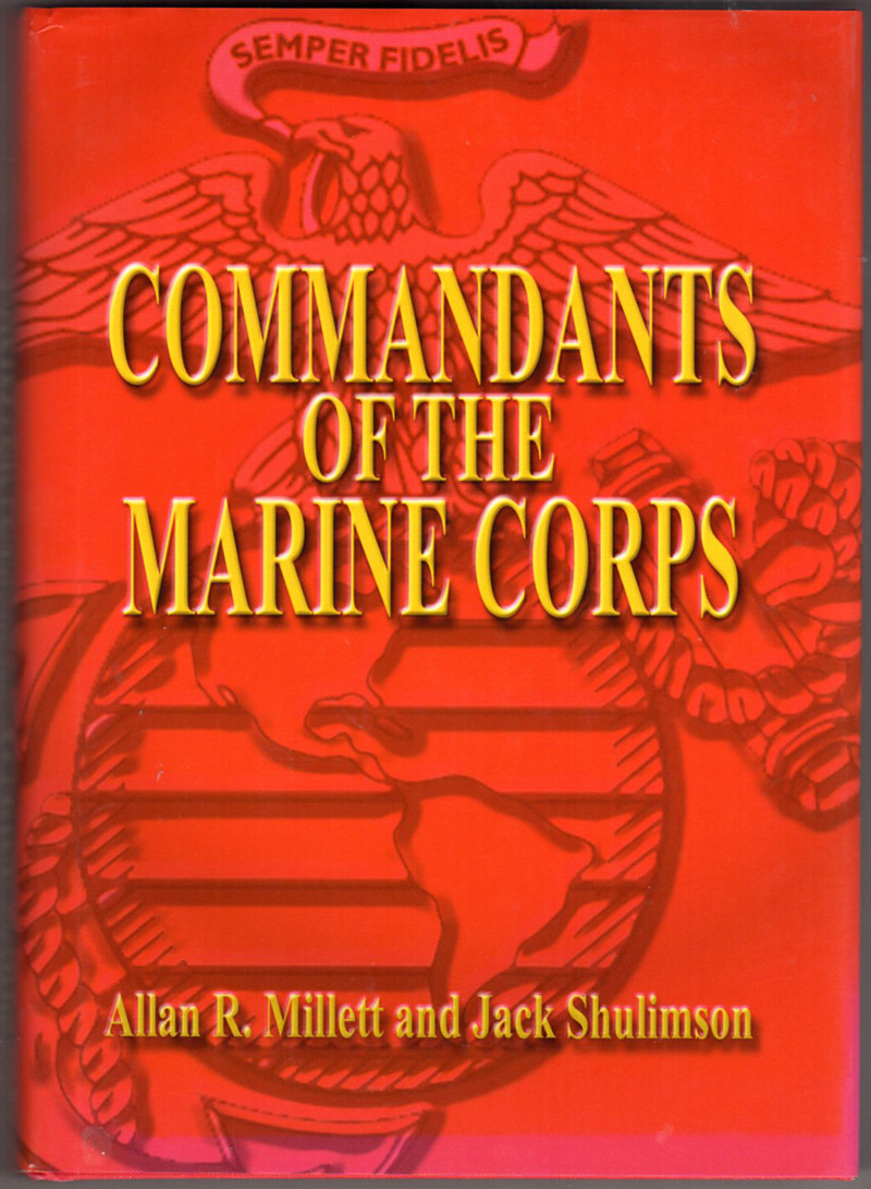 Image 0 of Commandants of the Marine Corps