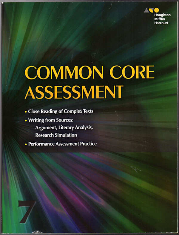 Image 0 of Collections: Common Core Performance Assessment Student Edition Grade 7