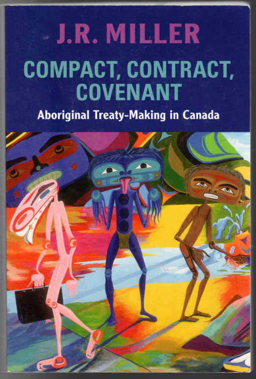 Image 0 of Compact, Contract, Covenant: Aboriginal Treaty-Making in Canada