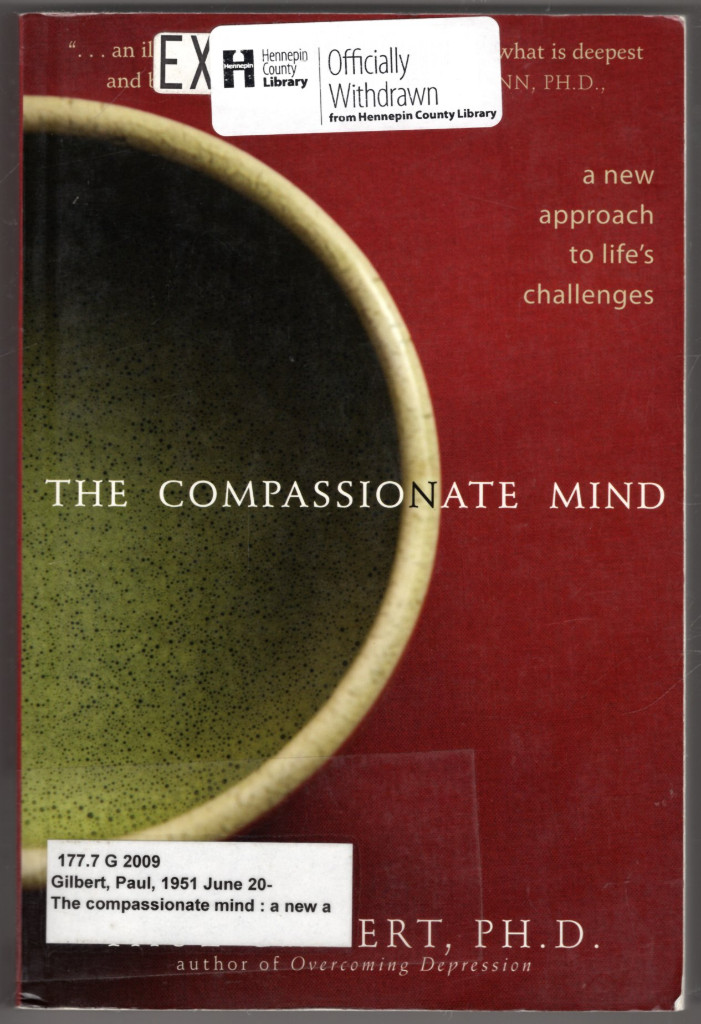 Image 0 of The Compassionate Mind: A New Approach to Life's Challenges