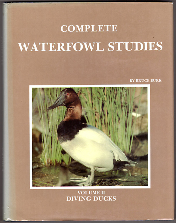 Image 0 of Complete Waterfowl Studies: Volume II: Diving Ducks