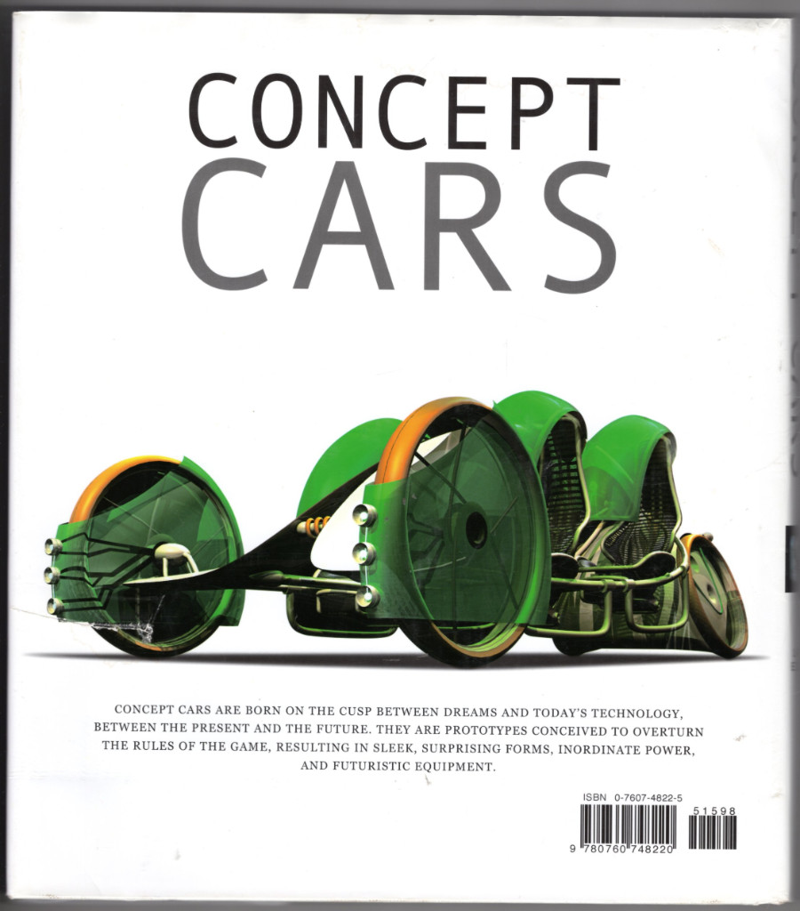 Image 1 of Concept Cars: From the 1930s to the Present