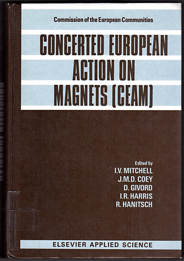 Image 0 of Concerted European Action on Magnets (CEAM)