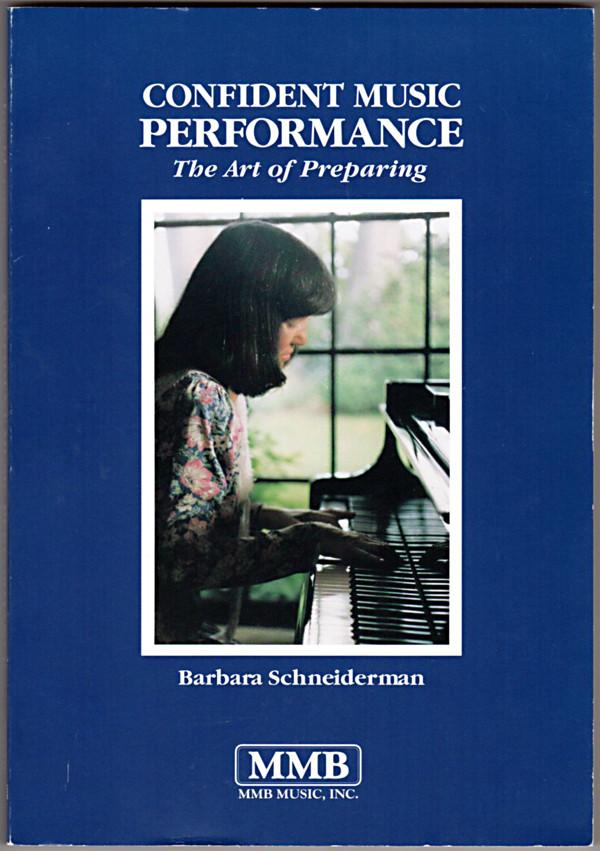 Image 0 of Confident Music Performance: The Art of Preparing