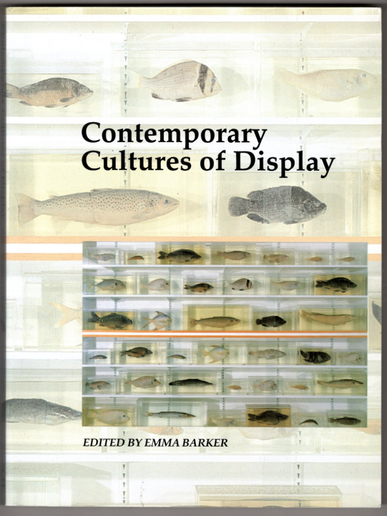 Image 0 of Contemporary Cultures of Display (Art and Its Histories Series)
