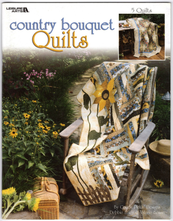 Image 0 of Country Bouquet Quilts