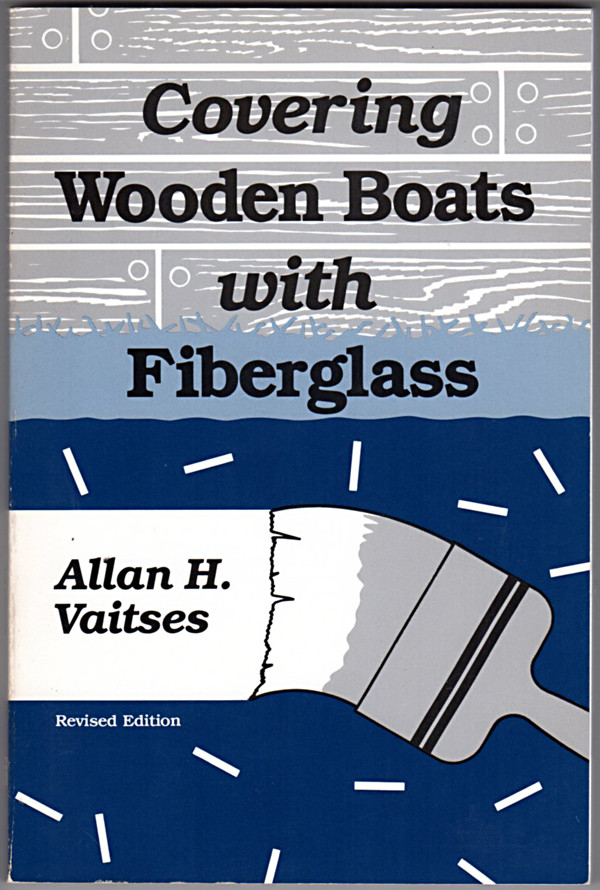 Image 0 of Covering Wooden Boats With Fiberglass