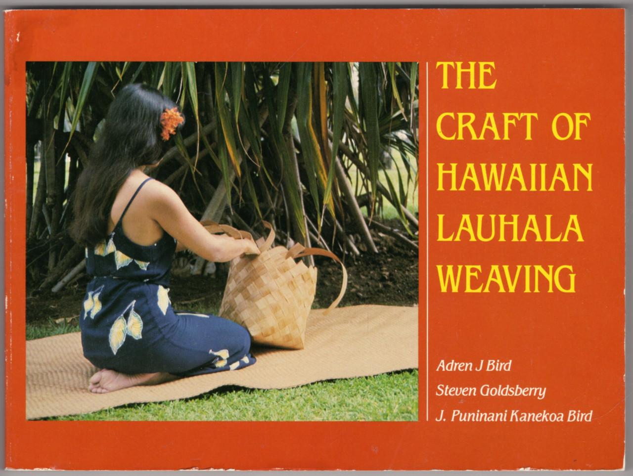 Image 0 of The Craft of Hawaiian Lauhala Weaving (Kolowalu Books)