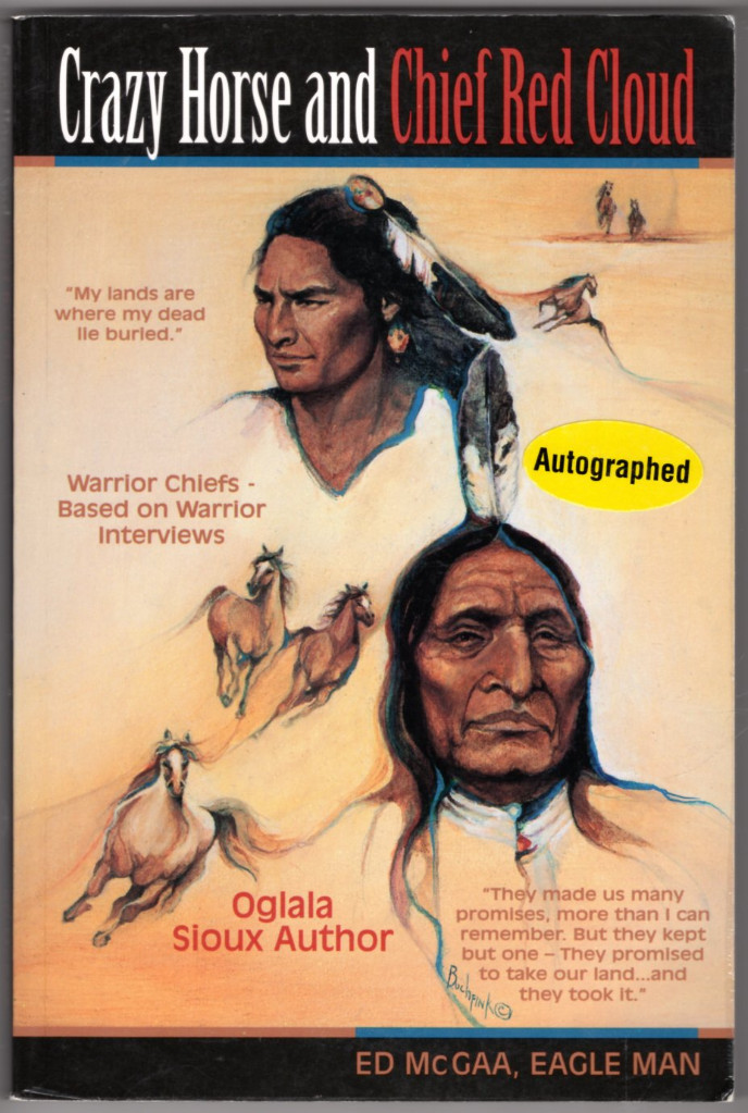 Image 0 of Crazy Horse And Chief Red Cloud: Warrior Chiefs - Teton Oglalas
