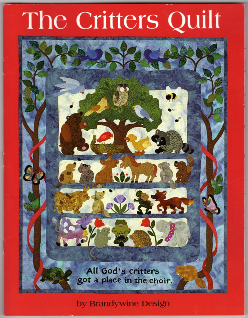 Image 0 of Critters Quilt