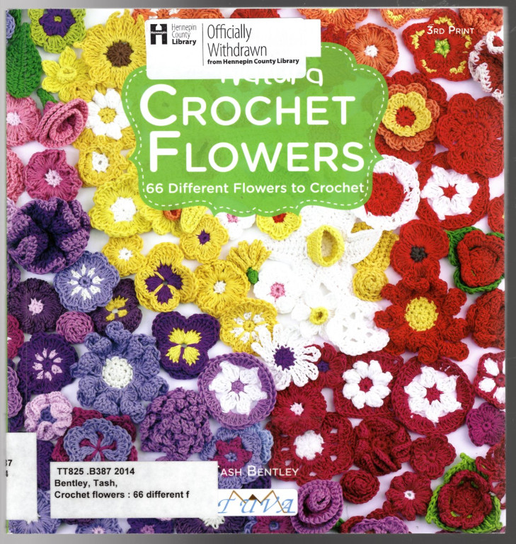 Image 0 of Crochet Flowers: 66 Different Flowers to Crochet