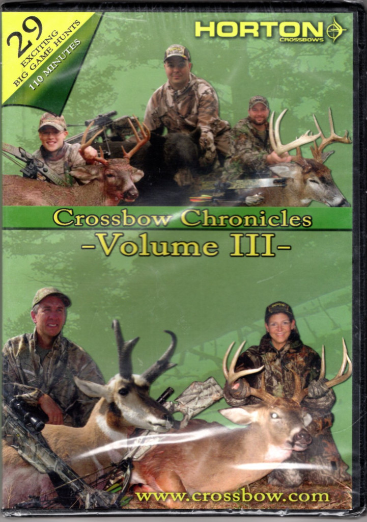 Image 0 of Horton Crossbow Chronicles Volume 3