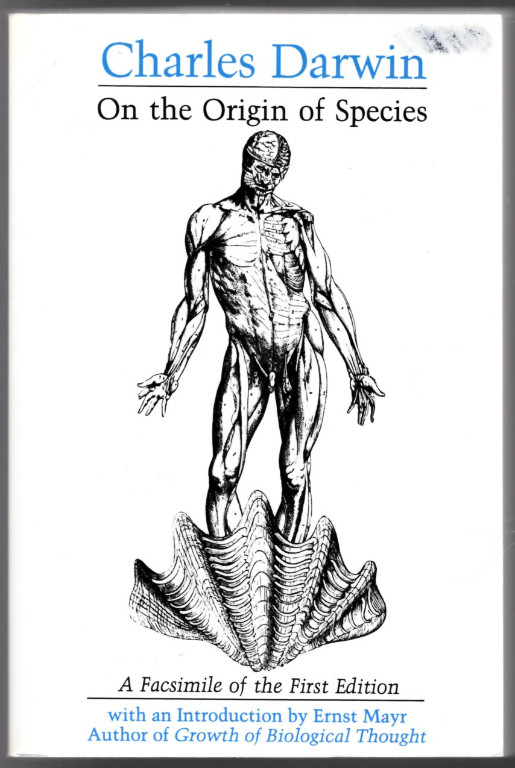 Image 0 of On the Origin of Species: A Facsimile of the First Edition (Harvard Paperbacks)