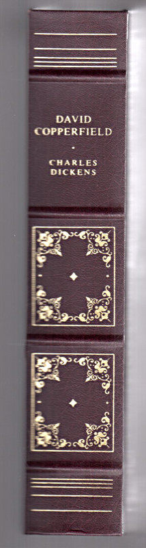 Image 1 of David Copperfield ~ Franklin Library Edition