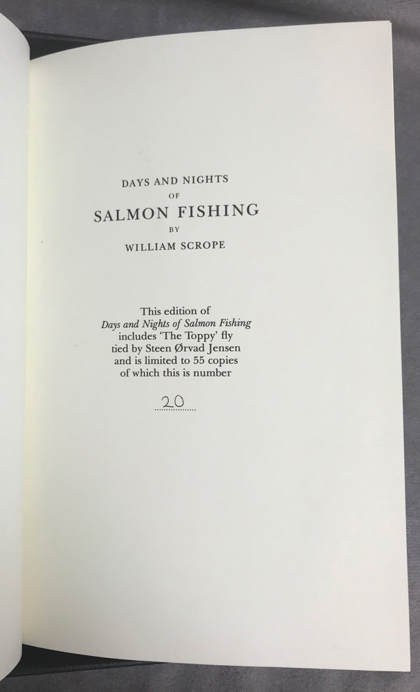 Image 4 of Days and Nights of Salmon Fishing