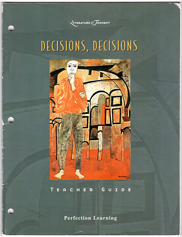 Image 0 of Literature and Thought: Decisions, Decisions (Teacher's Guide)