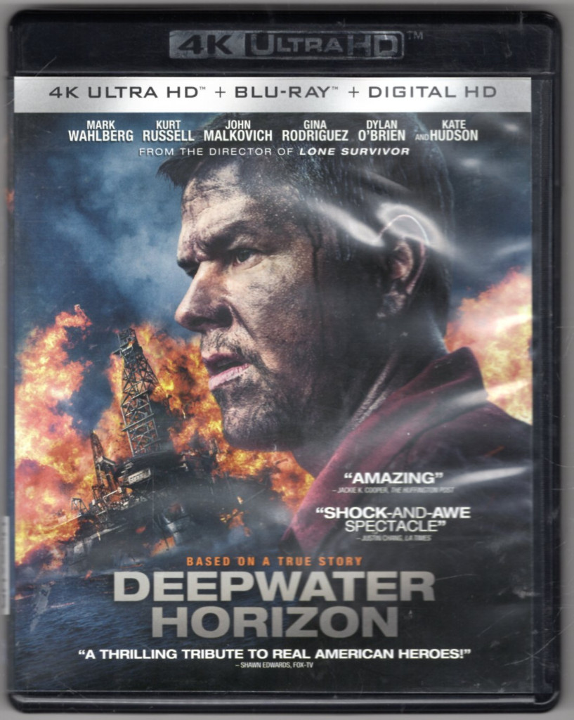 Image 0 of Deepwater Horizon [4K Ultra HD + Blu-ray]