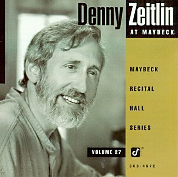 Image 0 of Denny Zeitlin at Maybeck: Maybeck Recital Hall Series, Volume 27