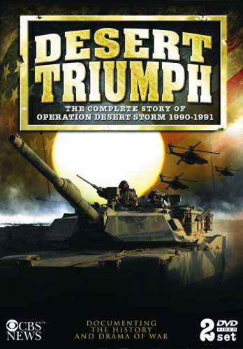 Image 0 of Desert Triumph-Complete Story of Operation Desert Storm