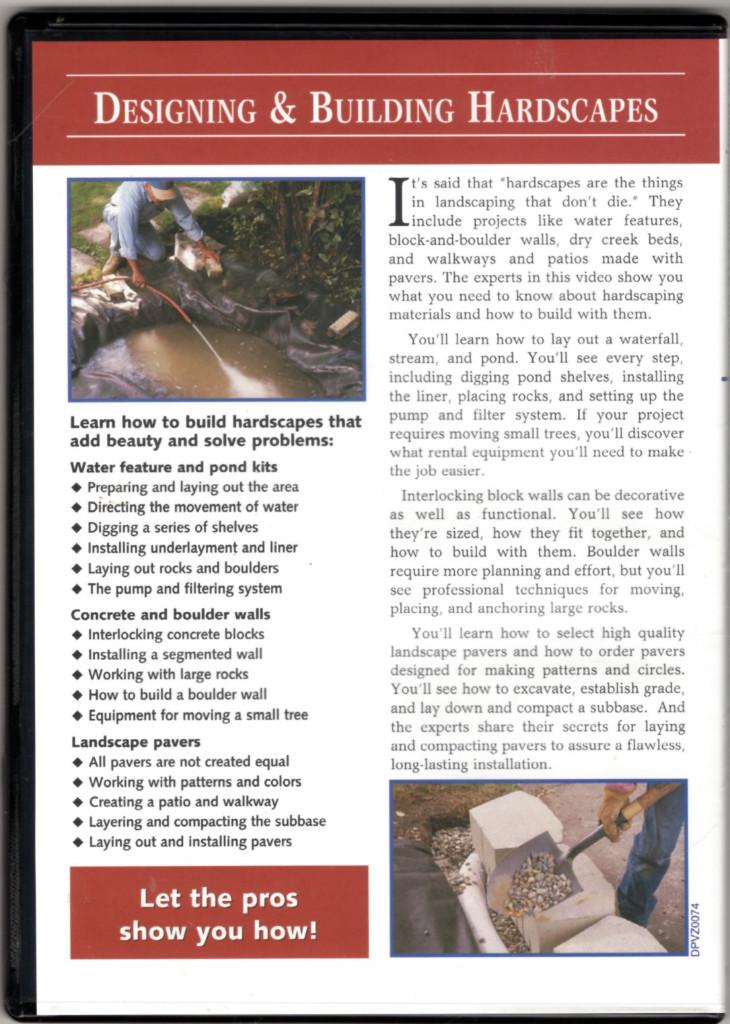 Image 1 of The Handyman Club Designing & Building Hardscapes