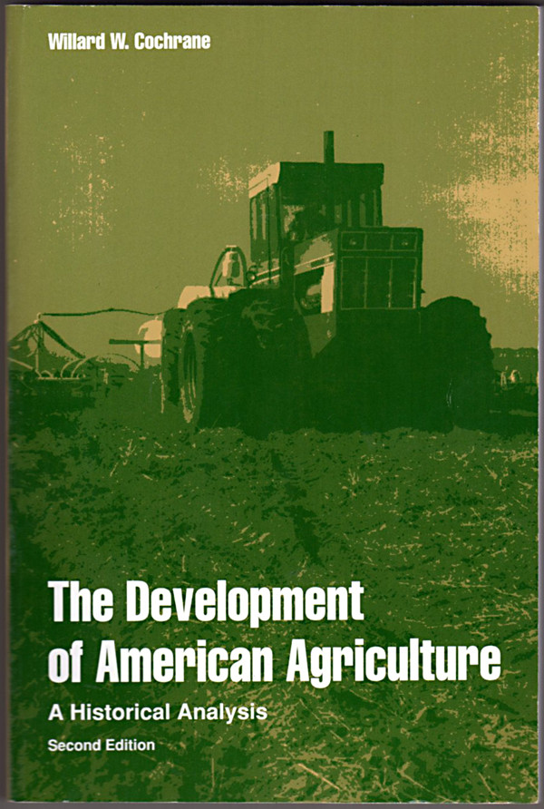 Image 0 of Development of American Agriculture: A Historical Analysis