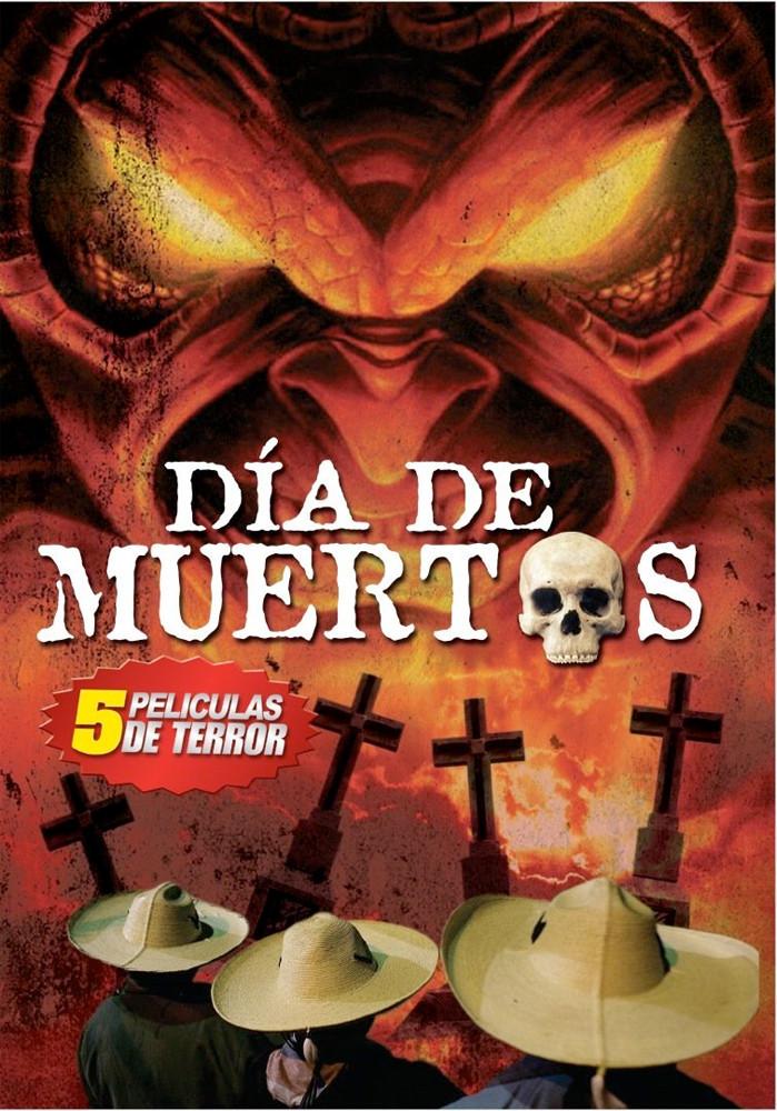 Image 0 of Dia De Muertos - 5pk