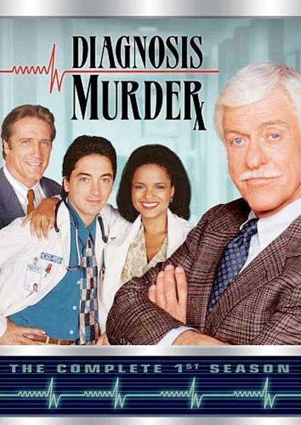 Image 0 of Diagnosis Murder: Complete First Season [DVD]
