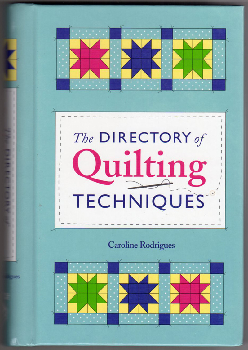Image 0 of The Directory of Quilting Techniques