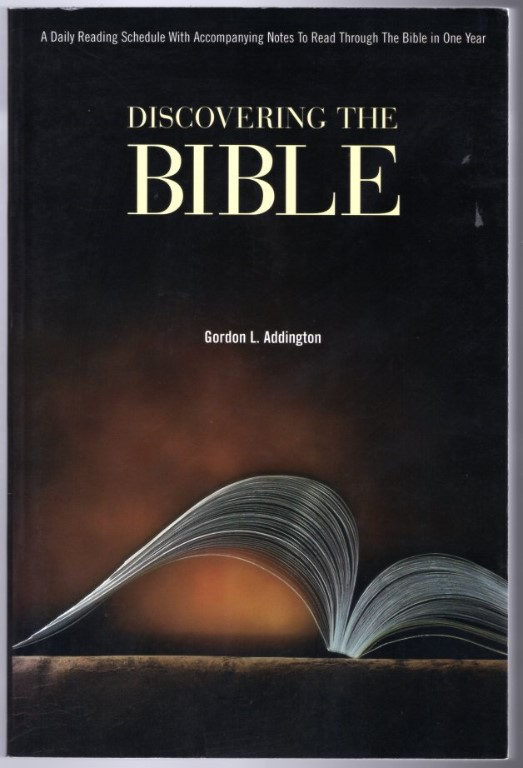 Image 0 of Discovering the Bible