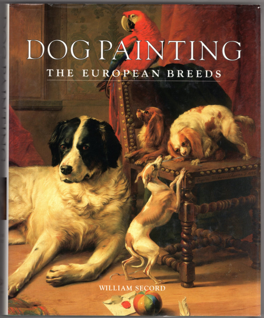 Image 0 of Dog Painting--The European Breeds