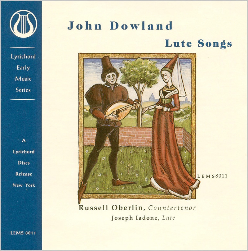 Image 0 of Dowland: Lute Songs