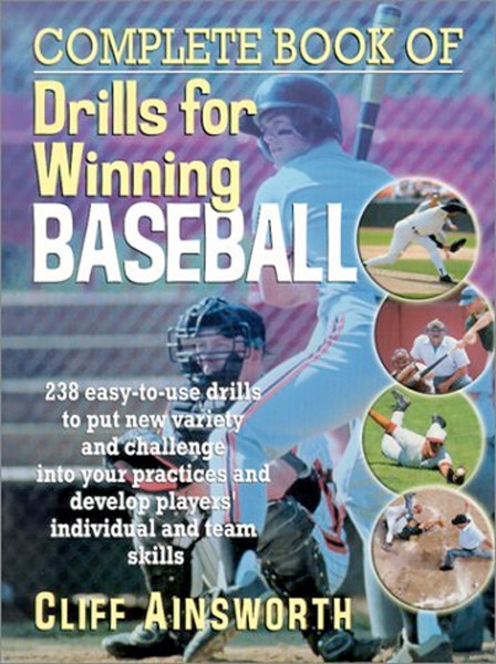 Image 0 of Complete Book of Drills for Winning Baseball