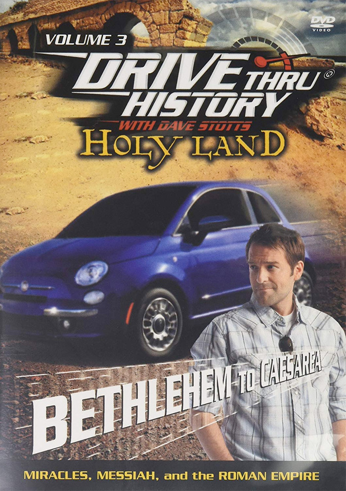 Image 0 of Drive Thru History with Dave Stotts Volume 3: Miracles, Messiah and the Roman Em
