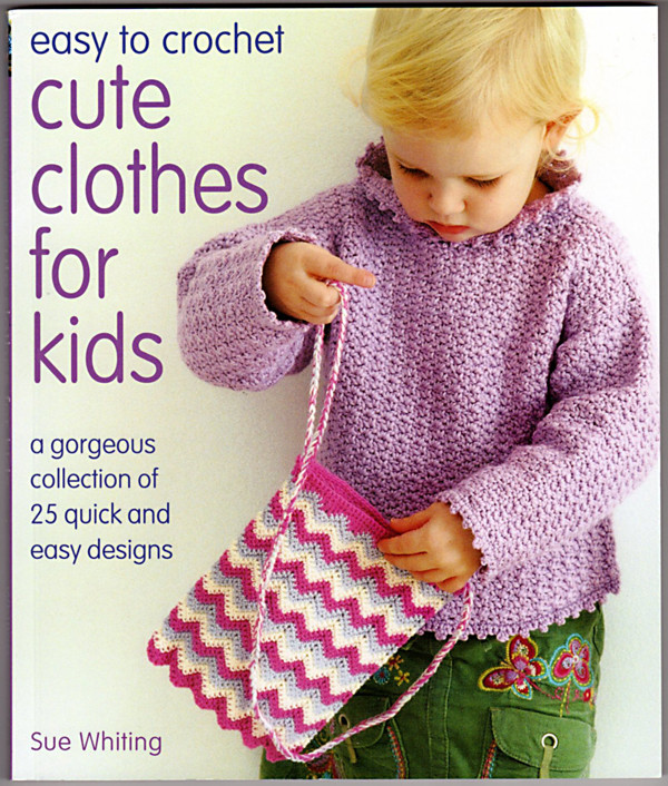 Image 0 of Easy to Crochet Cute Clothes For Kids