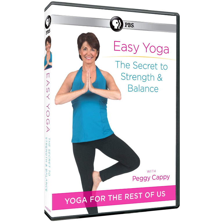 Image 0 of Easy Yoga: The Secret to Strength and Balance with Peggy Cappy